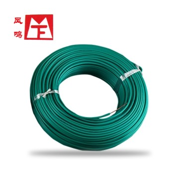 凤鸣电缆绿色BV2.5国标铜芯电线100米