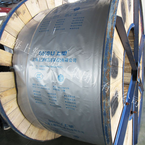 上海上塑电线电缆0.6/1KV NH-YJV耐火电力电缆4*10