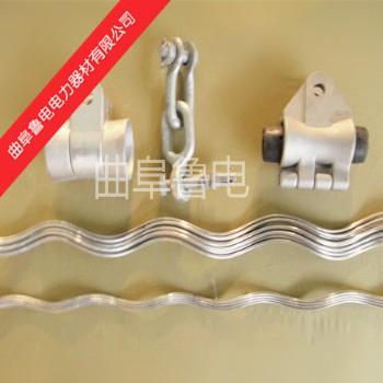 曲阜鲁电 OPGW光缆(60kN<RTS≤80kN)预绞式单悬垂线夹
