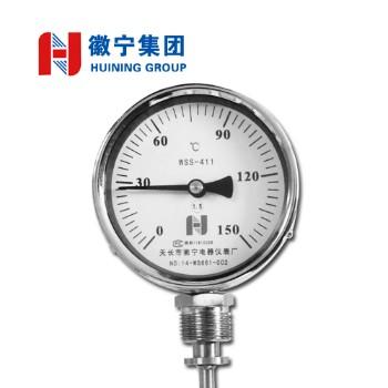 徽宁双金属温度计WSS-411  量程(℃)0~600 L=600mm