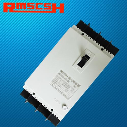 人民电气DZ15LE-63/490漏电断路器 漏电开关