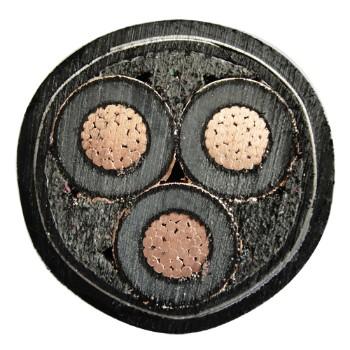 宏亮电缆YJV23 8.7/15kV中压电力电缆 3*70