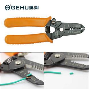 【GEHU滆湖】厂家直销手动工具剪剥线断线器多功能一体钳子522B