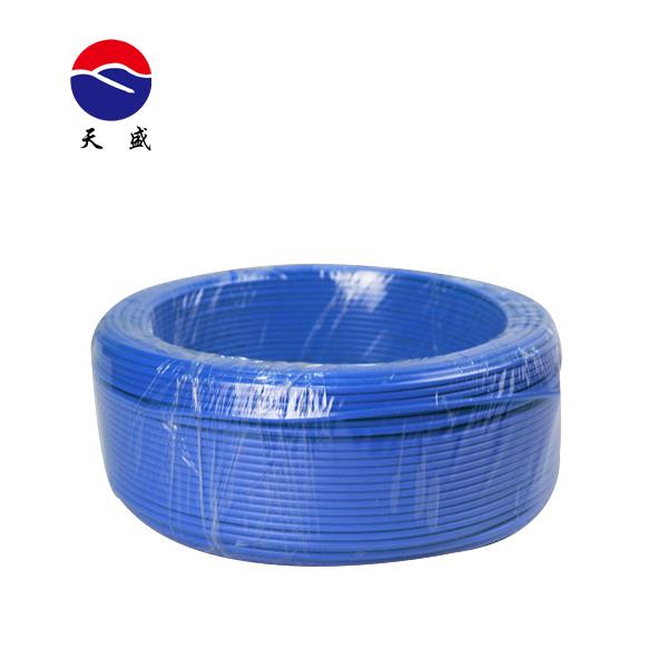 天盛线缆BVR16平方国标铜芯电线100米