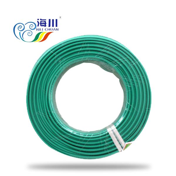 天龙伟业 海川NH-BV4平方电线 国标耐火电线 纯铜