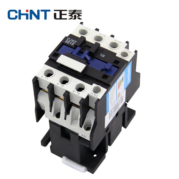 正泰交流接触器 CJX2-32/01  32/10 线圈电压(控制电压)  AC24V、36V、48V、220V、380V