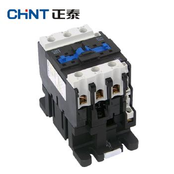 正泰交流接触器 CJX2-40/11  线圈电压(控制电压)  AC24V、36V、48V、220V、380V