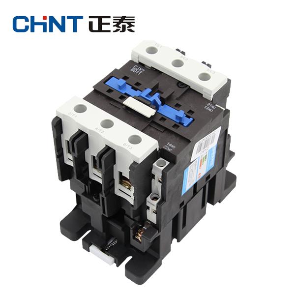 正泰交流接触器 CJX2-80/11  线圈电压(控制电压)  AC24V、36V、48V、220V、380V