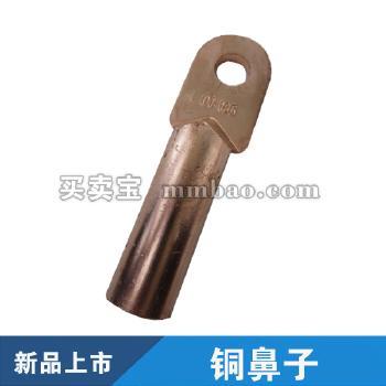 国标 铜接线端子 DT  铜鼻子 铜接线端子