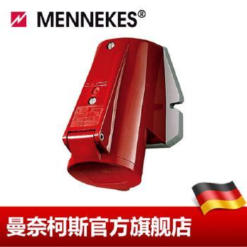 曼奈柯斯 明装插座  壁装式插座  货号 1373 32A-6h/400V~3P+E IP44