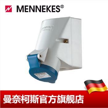 曼奈柯斯 明装插座   货号 101 16A-6h/230V~2P+E IP44