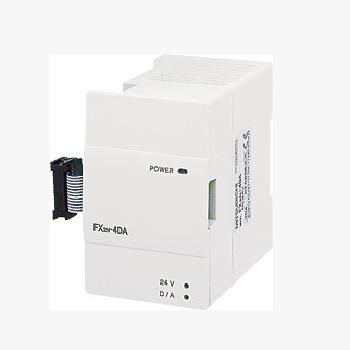 三菱PLC  FX2N-4DA   /   FX2N-4AD