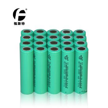 福斯特长江汽车电池CJS18650-2000EB 适用所有领域 18650锂电池平头动力2000mah