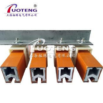 拓腾电气 单极安全滑触线 HxpnR-H-500A