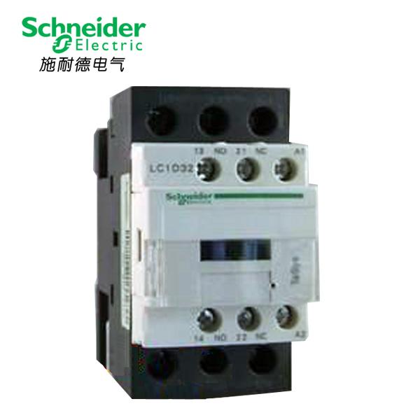 施耐德 TESYS D系列 交流接触器 LC1D09C7C
