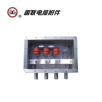 国联电缆附件 35-110kV(三相)接地保护箱PLB-3SZ(含安装费)