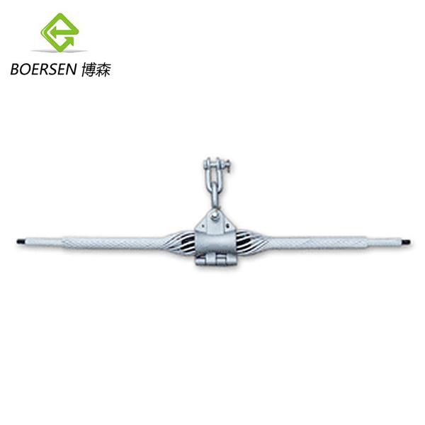 博森 ADSS光缆用预绞式单悬垂线夹XC型(RTS≤50kN)