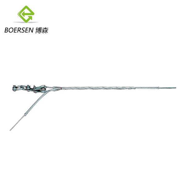 博森 OPGW光缆用预绞式耐张线夹 短档距