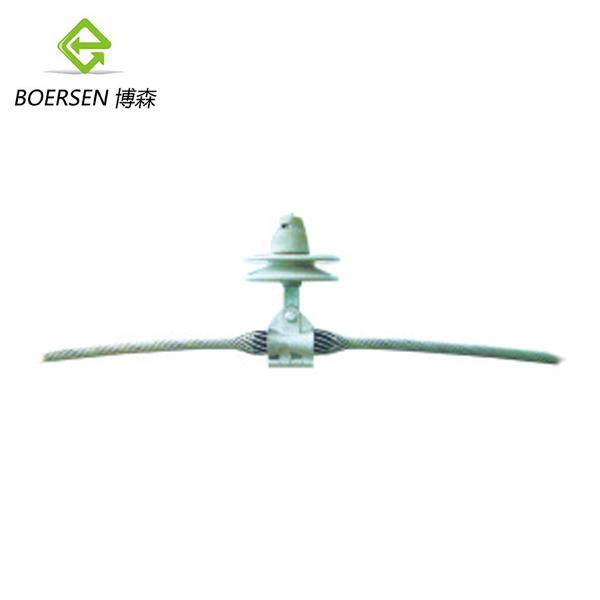 博森 OPGW光缆用单悬垂线夹(RTS≤60kN)
