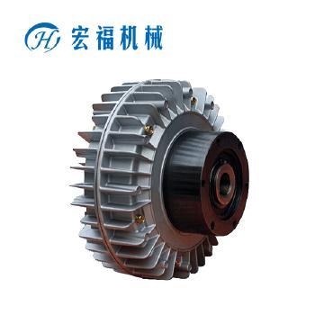 宏福 CJKX空心轴外壳旋转式磁粉制动器