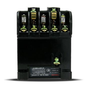 德力西电气 低压接触器;CDC10-10A 127V