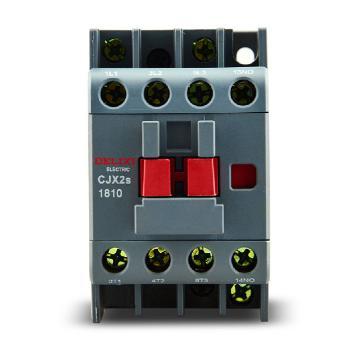 德力西电气 低压接触器;CJX2s-1810 220V/230V 50Hz