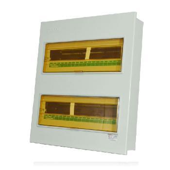 德力西电气 配电箱;CDPZ30S-30 回路 暗装式 基础型