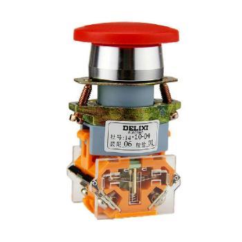 德力西电气 按钮开关;LAY8-11M 红
