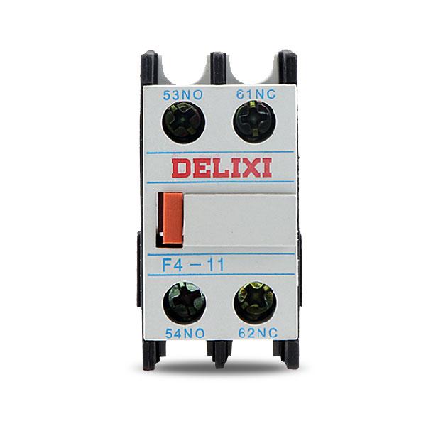 德力西电气 低压接触器;F4-11