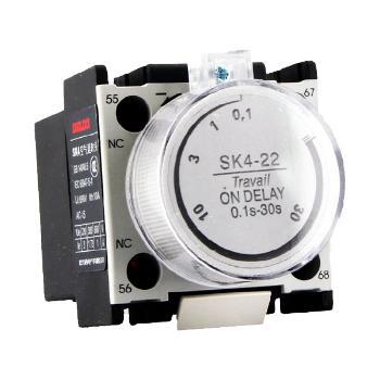 德力西电气 低压接触器;SK4-22 0.1-30s