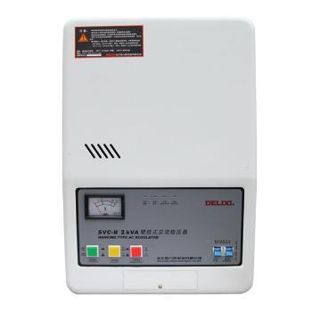 德力西电气 稳压电源;SVC-B 10K (单相)