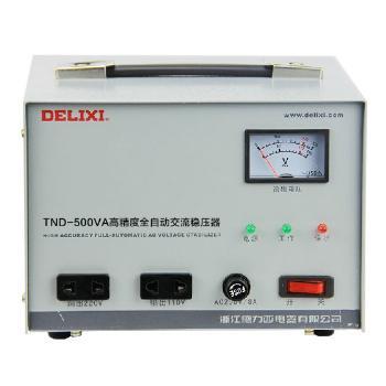 德力西电气 稳压电源;TND 0.5K(单相)