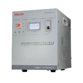 德力西电气 稳压电源;TND 5K (单相)