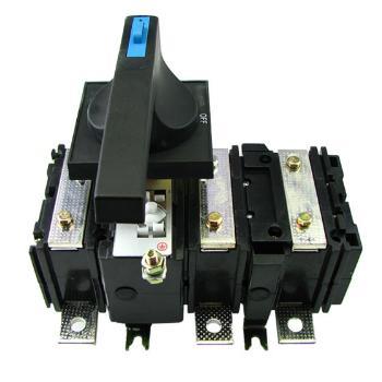 德力西电气 刀开关;HH15A-400 400A 杆加长20CM