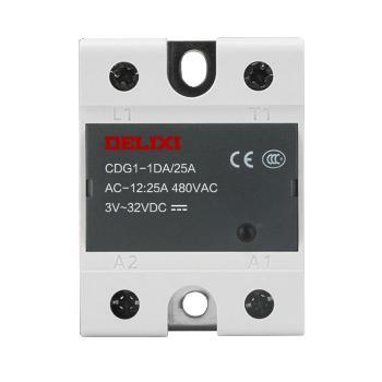 德力西电气 继电器;CDG1-1DA 100A