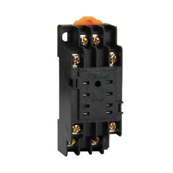 德力西电气 继电器;CDZ9-52P 小座