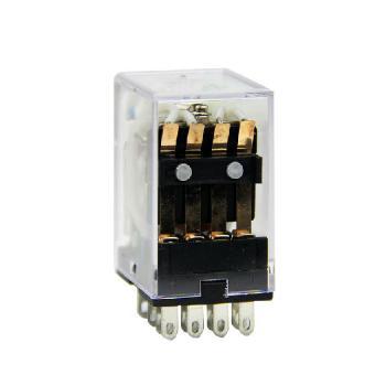 德力西电气 继电器;CDZ9-54P AC220V