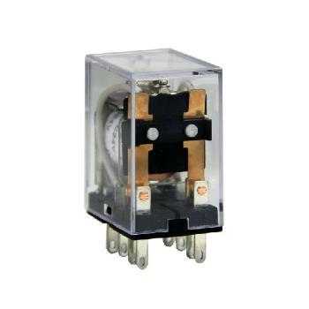 德力西电气 继电器;CDZ9-52P AC220V