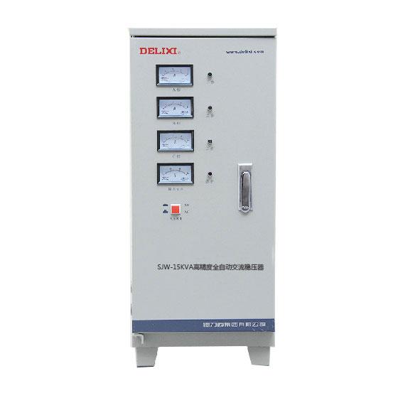 德力西电气 稳压电源;SJW 15K (三相)
