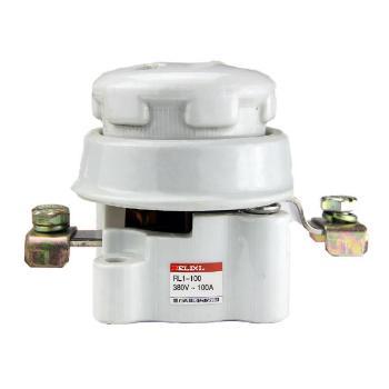德力西电气 低压熔断器;RL1-100 座