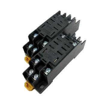 德力西电气 继电器;JQX-13F 2Z座