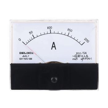 德力西电气 电压测量仪表;44L1-200/5