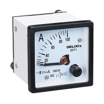 德力西电气 电压测量仪表;99T1-450V