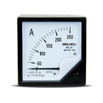 德力西电气 电流测量仪表;6L2-100/5