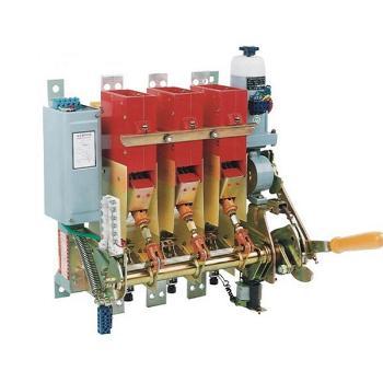 德力西电气 高压熔断器;DW16-2000 1600/1600A手动热式 AC380V
