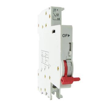 德力西电气 其他低压电器;DZ47sOF 状态指示接点