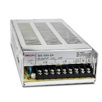 德力西电气 开关电源;SA-200W-12V/16.5A
