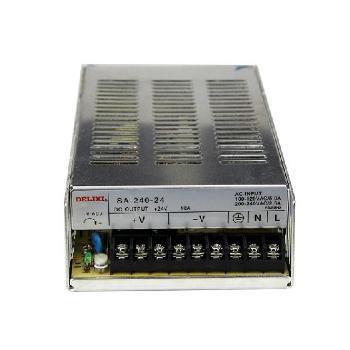 德力西电气 开关电源;SA-240W-24V/10A