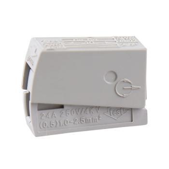 德力西电气 连接器;CD/JHD222-411