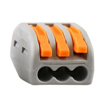 德力西电气 连接器;CD/JHD222-413